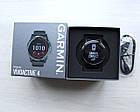 Смарт-годинник Vivoactive 4 Slate Stainless Steel Bezel with Black Case and Silicone Band з чорним ремінцем, фото 7