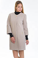 Женское кашемировое пальто №11 (3/4 рукав)