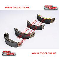 Тормозные колодки барабаные задние 180*40  Renault Clio II 1.1/1.9D 98-  ABE C0R016ABE
