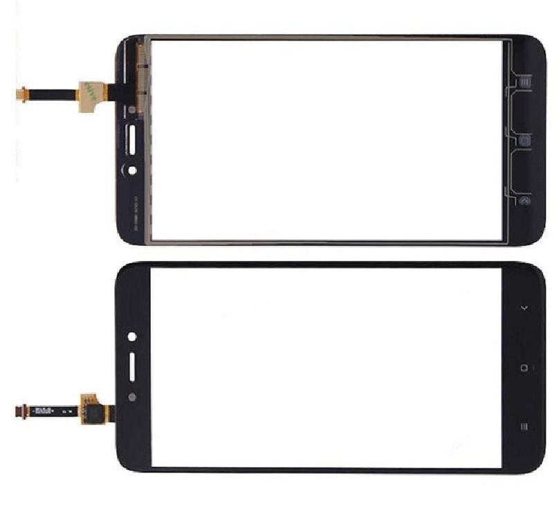 Сенсорний екран для смартфону Xiaomi Redmi 4x, тачскрін чорний
