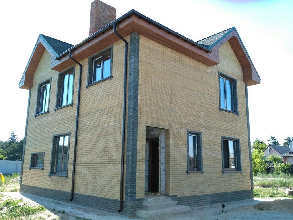 Частный дом из газоблока! Проектирование и строительство.