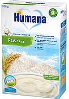 Humana Каша молочная рисовая 6м+ 200г