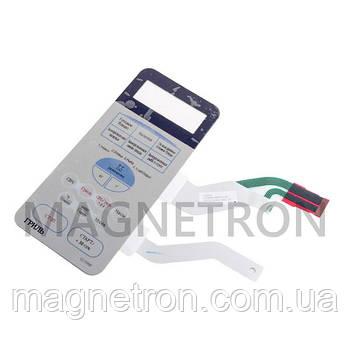 Сенсорная панель управления для СВЧ печи Samsung G2739NR-S DE34-00115E