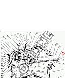Палец задней навески МТЗ-80-1025 (центральной тяги); А61.03.001-02, фото 2
