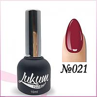 Гель лак Lukum Nails № 021, фото 1