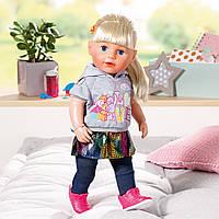 Кукла BABY Born Нежные объятия Сестренка-модница 43 см 824603 ТМ: BABY born