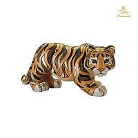 Фигурка De Rosa Rinconada Siberian Tiger Large Wildlife Collection Тигр (лим.вып. 2000 шт) Dr447
