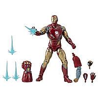Hasbro Марвел леджендс Залізна людина Марк 85 Месники: Фінал, Железный человек МК85, фото 1