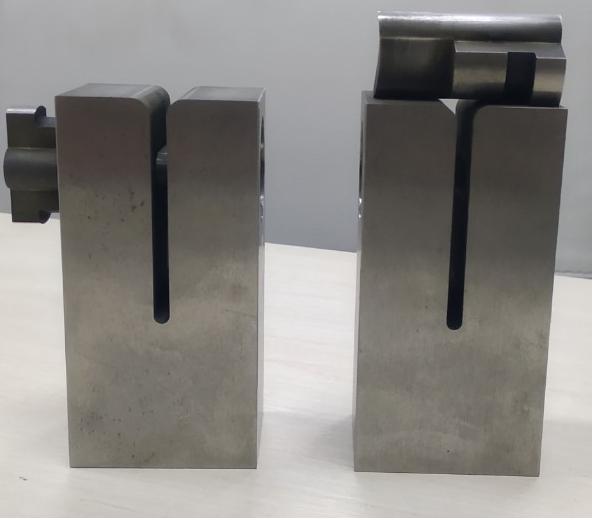 Пуансон бетон омоноличиванием бетоном