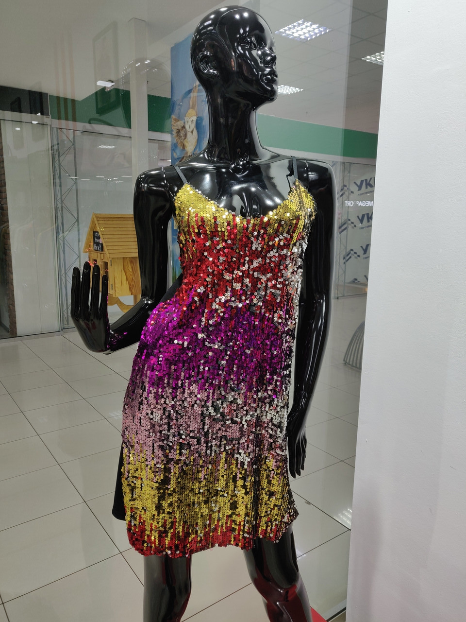 Платье Live 50778