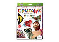 Набор для творчества DankoToys DT ОР-01-01 Оригами для девочек