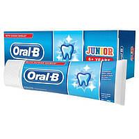 Детская зубная паста Oral - B Junior + 6 years 75 мл.