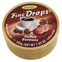 Леденцы с вкусом кофе Fine Drops Kaffe 200 г.
