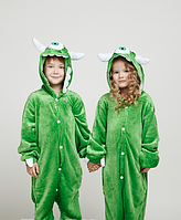 ✅ Детская пижама Кигуруми Майк Вазовский 130 (на рост 128-138см)