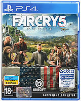 Far Cry 5 PS4 NEW