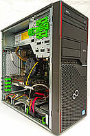 Игровой компьютер бу ПК Intel Core i5 3470 , Видеокарта GTX1060 6GB , 16 GB DDR3 , SSD 120 GB + HDD 500GB