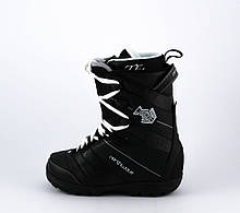 NORTHWAVE DIME BLACK JACQUARD W розмір - EU 38 24,5 см US 7.5 - Ботинкі жіночі сноубордичні