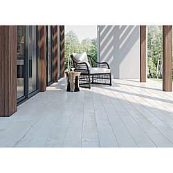 Плитка для підлоги CHALET WHITE 150x900