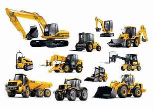 Cтекла для специальной, строительной и коммунальной техники