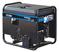 Однофазный бензиновый генератор SDMO Technic 7000E (7 кВт)