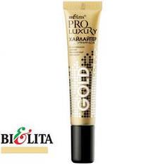 BIELITA Luxury Pro Хайлайтер для лица жидкий Тон Gold 15ml