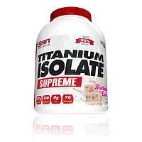 Сывороточный протеин изолят SAN Titanium Isolate Supreme (2,27 кг) сан титаниум vanilla sundae