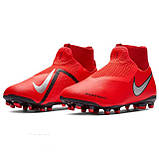 Бутсы детские Nike Phantom VSN Academy DF FG/MG Junior 600 AO3287 600, фото 2