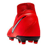 Бутсы детские Nike Phantom VSN Academy DF FG/MG Junior 600 AO3287 600, фото 4