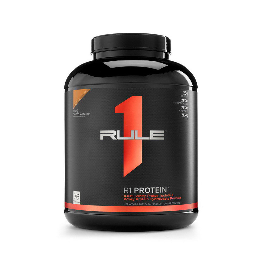 Сывороточный протеин изолят R1 (Rule One) Protein (2.27 кг) рул 1 chocolate fudge