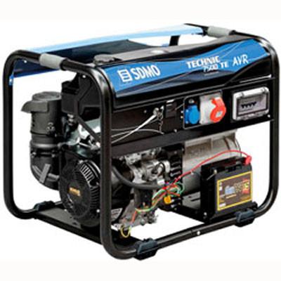 ⚡SDMO Technic 7500 E-AVR + MODYS (6,5 кВт)