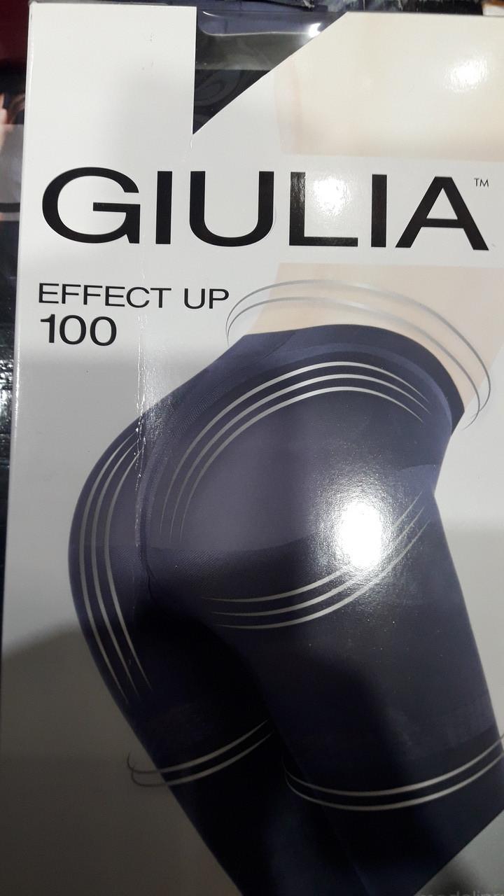 Колготки утяжка Giulia EFFECT UP 100den