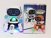 Робот конструктор Tobi, Интерактивная игрушка робот, игрушечный робот Тоби