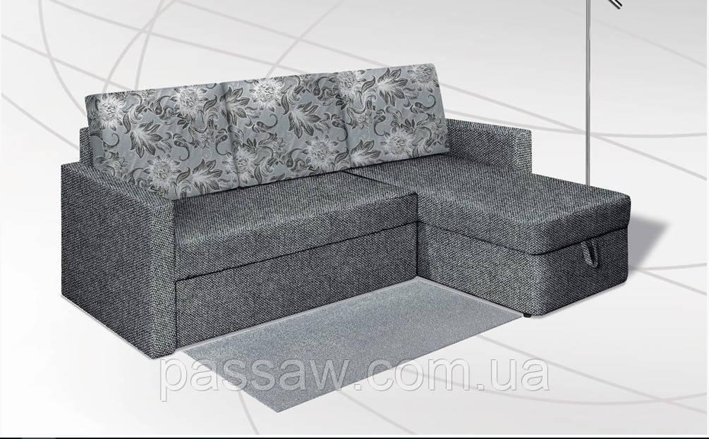 Угловой Диван-кровать «Мираж»