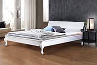 Кровать Николь. Деревянная двуспальная кровать
