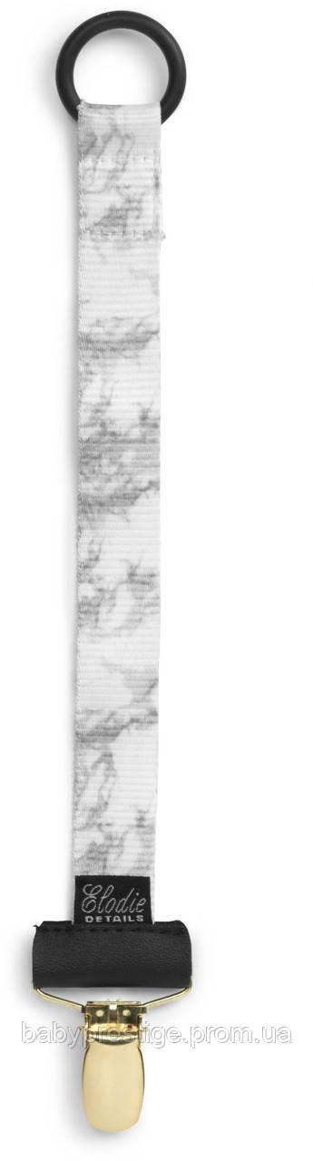Держатель для пустышки Elodie Details - Marble Grey