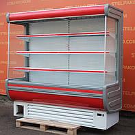 Холодильный регал «Технохолод Аризона» 2.0 м. (Украина), отличное состояние, Б/у