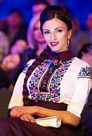 Анна, м.Київ. Блуза з вишивкою, фото 1