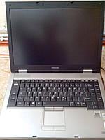 Ноутбук, notebook, Toshiba Tecra A9, 2 ядра по 2,2 ГГц, 4 Гб ОЗУ, HDD 160 Гб