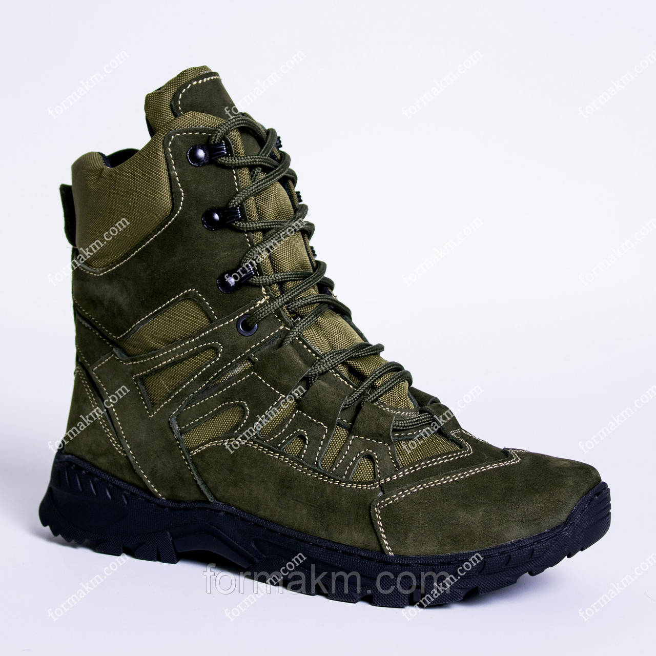 Тактические Ботинки Apache Olive