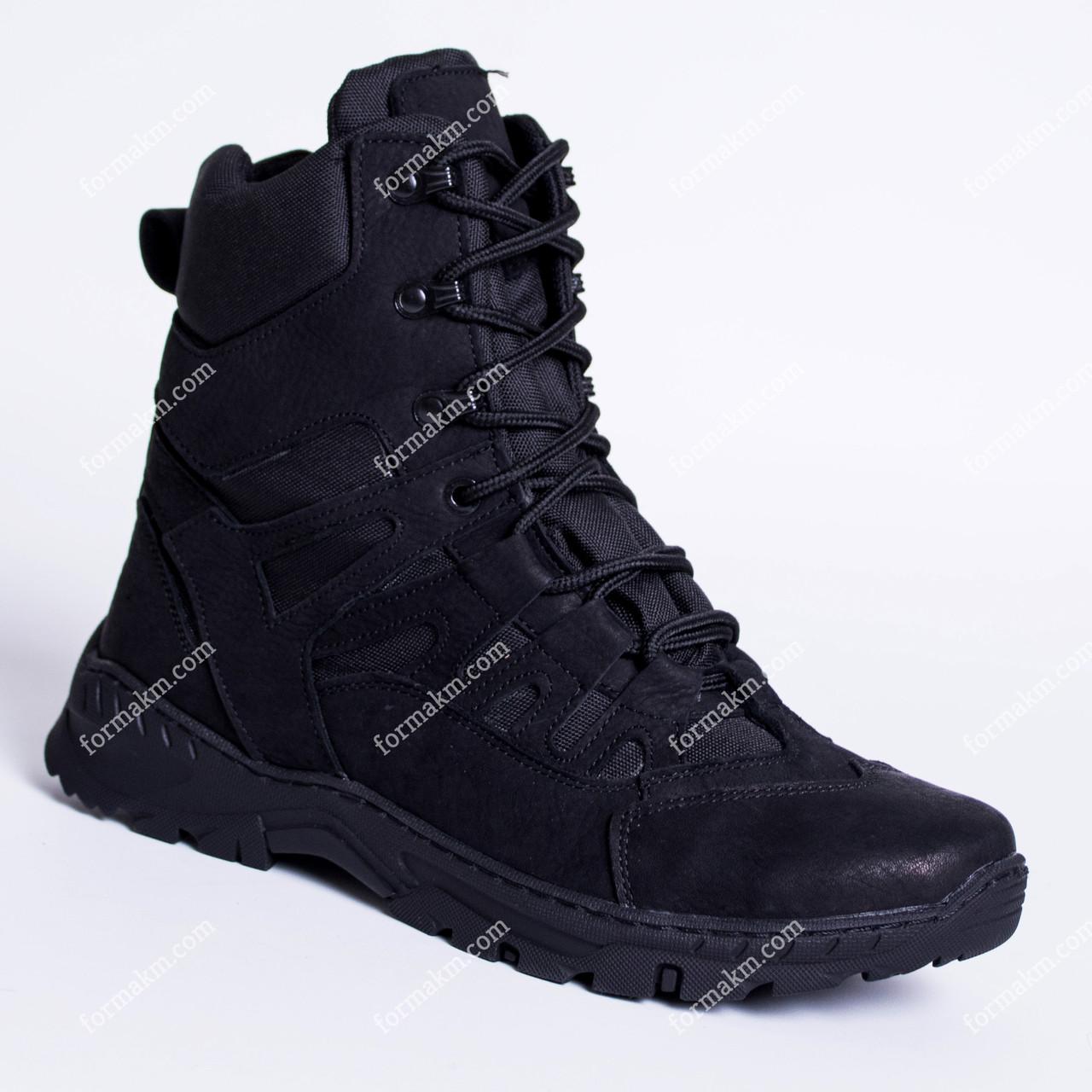 Тактические Ботинки Apache Black