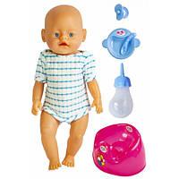 Кукла Baby Born с аксессуарами К163 (SD00165)