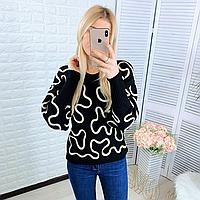 Стильный женский свитер Турция