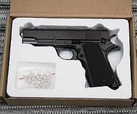Детский пистолет ZM04. Игрушечный пластиквый пистолет ZM04., фото 1