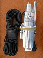 Насос для полива Vector pump SV60T25 (25 метров кабель)