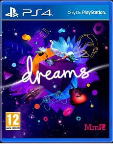 Диск с игрой  Dreams (PlayStation 4)