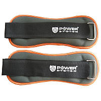 PS-4046 Утяжелители для ног Power System Ankle Weight 1 kg