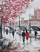 Художественный творческий набор, картина по номерам Прогулка по набережной, 50x65 см, «Art Story» (AS0647), фото 1