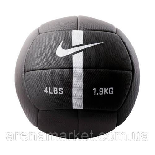 Медбол Nike STRENGTH TRAINING BALL 1,8 кг. - черно-белый