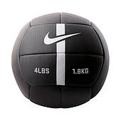 Медбол Nike STRENGTH TRAINING BALL 1,8 кг. - черно-белый