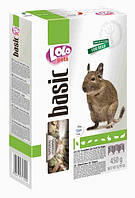 Корм для дегу LoLo Pets Basic for Degu 450 г